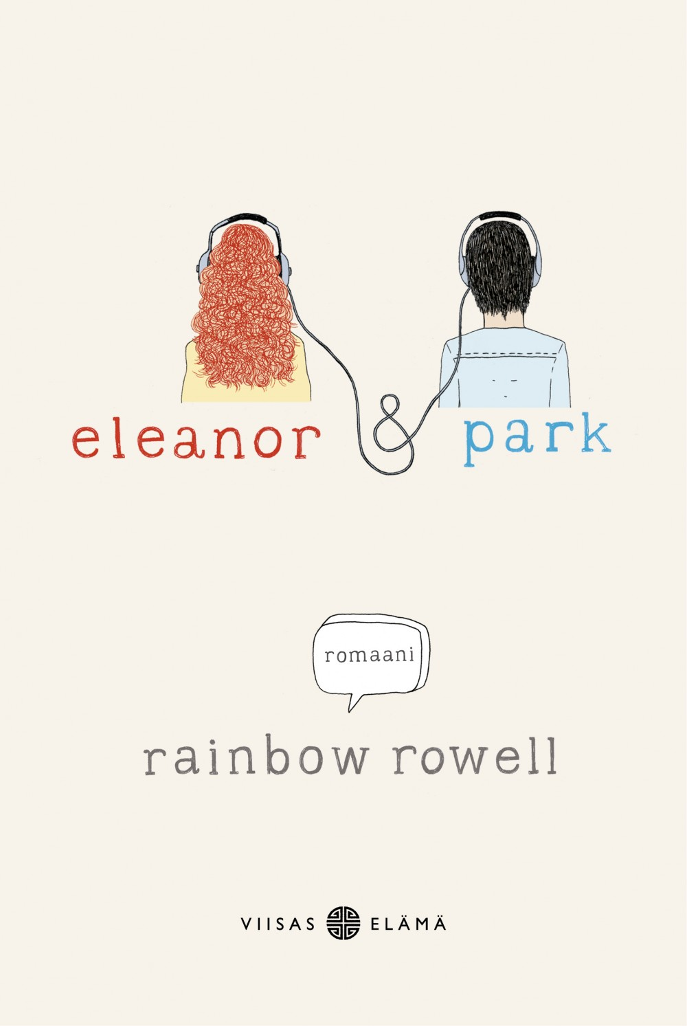 Rainbow Rowell: Eleanor & Park